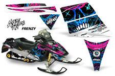 Ski Doo Rev Decal Graphic Kit Ski-Doo Sled Snowmobile Sticker Wrap 03-09 FRNZY U