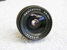 Manual Focus M42 Wide Angle Camera Lenses