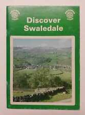 HINSON, LUCIE ; BARKER, LAWRENCE Discover Swaledale : A Visitor's Guide