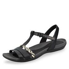 Clarks Tealite Grace Damen Sandale Sandaletten Riemchen Strand Schuhe Leder