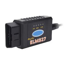 KW903 lector de escáner de código de diagnóstico ODB2 II Android ELM327 btauto sueño