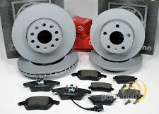 VW Golf 6 VI [5K] - Zimmermann Bremsscheiben Bremsbeläge für vorne und hinten