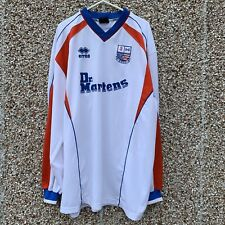 Rushden And Diamonds 2004 2005 2006 Match Worn Home Football Shirt XXL