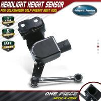 Headlight Level Sensor for VW Audi S3 A3 Passat CC Tiguan Beetle TT 1T0907503