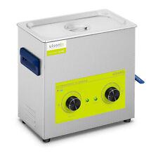 Lavatrice A Ultrasuoni Pulitore Vasca A Ultrasuoni Spaziosa 6,5 L 180 W 40 kHz