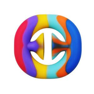 Snapperz, Snapper Rainbow Popper Noise, Stress Relief, Sensory Fidget  UK SELLER