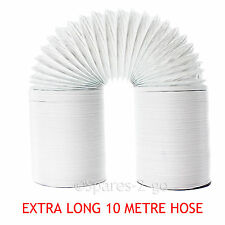 10m Extra Strong Vent Hose Long Pipe for Hoover Tumble Dryer