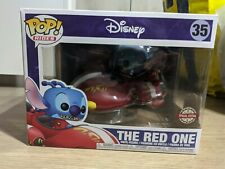Funko Pop - Disney rides - The Red One Stitch - Special Edition - Rare