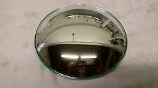 "6"" Diameter Convex Silvered Glass Mirrors"