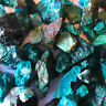 2000 Carat Lots of SMALL Chrysocolla & Turquoise Rough + a FREE faceted Gemstone