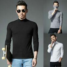 Magliette da uomo senza marca a lunghezza della manica manica lunga