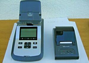 Tellermate T-iX 2000 inkl. Drucker, Geldwaage Geldzähler Münzen u. Scheine