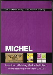 Michel Handbuch Katalog Bundesrepublik BRD Berlin Markenheftchen NP 70 EUR OVP