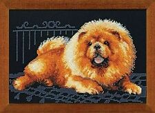 Counted Cross Stitch Kit RIOLIS - CHOW