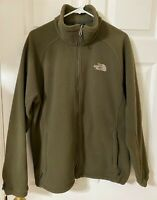 The North Face Men size L Half zip Jacket RN#61661 Polyester