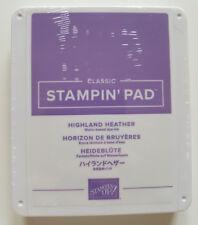 Stampin Up Stempelkissen Heideblüte Neu / OVP
