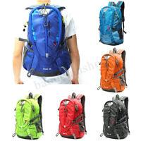 40L Étanche Sacs à Dos Alpinisme Outdoor Sport Backpack Trekking Randonnée