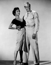 Dorothy Dandridge and Harry Belafonte UNSIGNED photo - D207 - Carmen Jones