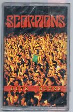 SCORPIONS LIVE BITES MC K7 MUSICASSETTA SIGILLATA!!!