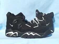 Vintage 1995 Nike Air Bowl Trainer Black/White Classic Rod Woodson OG Size 8.5