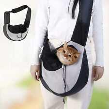 soft cat bag dog bag pet sling shoulder carry bag