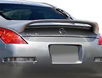 For Nissan 350Z Rear Wing Spoiler Primed 2003-2009 Custom High Style JSP 339143