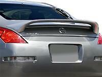 JSP 339143 350Z Rear Spoiler Primed 2003-2009 Fits Nissan Custom High Style