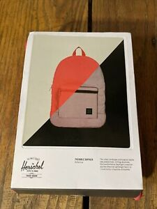 NEW! Herschel Supply Co. Packable DAYPACK In Red Reflective One Size