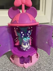 Disney Minnie Mouse Boutique Snap N Pose Turn style Doll Fashion Closet -  Works