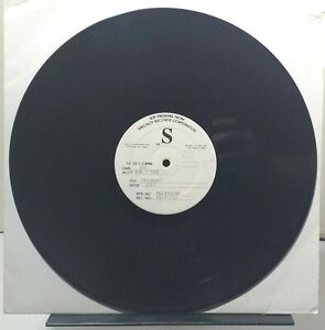 Ice-T - Richochet  - SIRE / SPECIALTY RECORDS TEST PRESSING PRO-A-5143