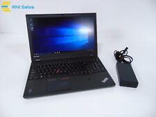 Lenovo ThinkPad W541 Laptop i7 16GB Win 10 Pro