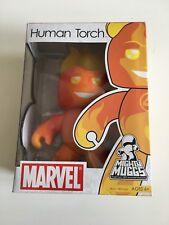 Hasbro Marvel Fantastic 4 Human Torch Mighty Muggs NIB