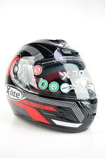 X-lite X-702 Gt Dinamico N-Com , Casco Integrale, Moto, Metallo Black Taglia XL