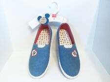 New listing Disney Minnie Mickey Mouse Girls Size 6 Shoes Junk Food Retail Exclusive Nwt