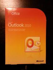 Microsoft Office OUTLOOK 2010 / Vollversion / Retailbox inkl. DVD / 543-05113