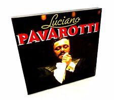 Luciano Pavarotti-Self Titled-8LP Box-1992 Readers Digest/Decca Oz-RDR4-550/0