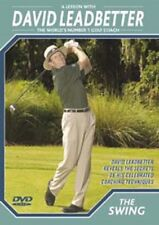 David Leadbetter: The Swing (DVD, 2005) Golf Coach - Usually ships in 12 hours!!