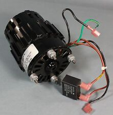 Clay Adams Compact II centrifuge motor and starter capacitor, C-A part# 42022501