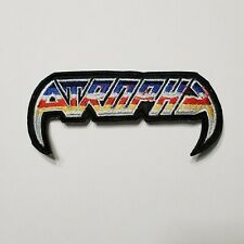 ATROPHY  logo EMBROIDERED PATCH