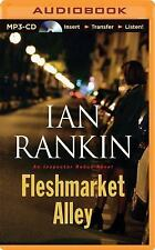 Inspector Rebus: Fleshmarket Alley by Ian Rankin (2014, MP3 CD, Unabridged)