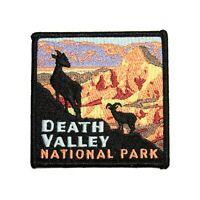 Official Death Valley National Park Souvenir Patch California Zabriskie Point