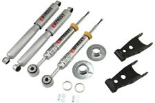 """Belltech 09-13 F150 4wd 2"""" Front 2"""" Rear Drop w/SP Shocks Lowering Kit 977SP"""