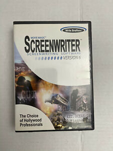 Movie Magic Screenwriter Version