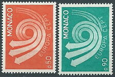 1973 EUROPA MONACO MNH ** - EV