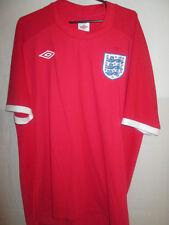 England 2010-2011 Away Football Shirt Size Small /14420