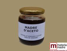 MÈRE D'VINAIGRE + INSTRUCTIONS mother of vinegar DE cultures VINAIGRE Essigmutte