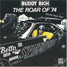The Roar Of '74, Buddy Rich, New Audio CD Sealed