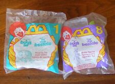 McDonald's A Bugs Life Bestiole #1 and #8 - Still In Packages