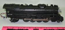 Lionel #3158 Santa Fe Mikado Steam Locomotive 2-8-2