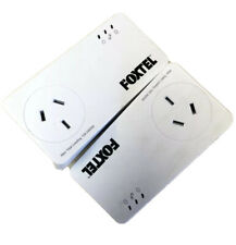 Netcomm NP511 Pair of 2 Powerline Adapter AC Pass-through Free Postage & Paired